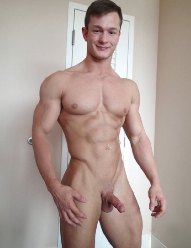 Nude Muscle Teen Boy