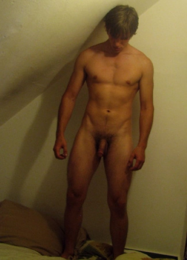 Hot Nude Boy